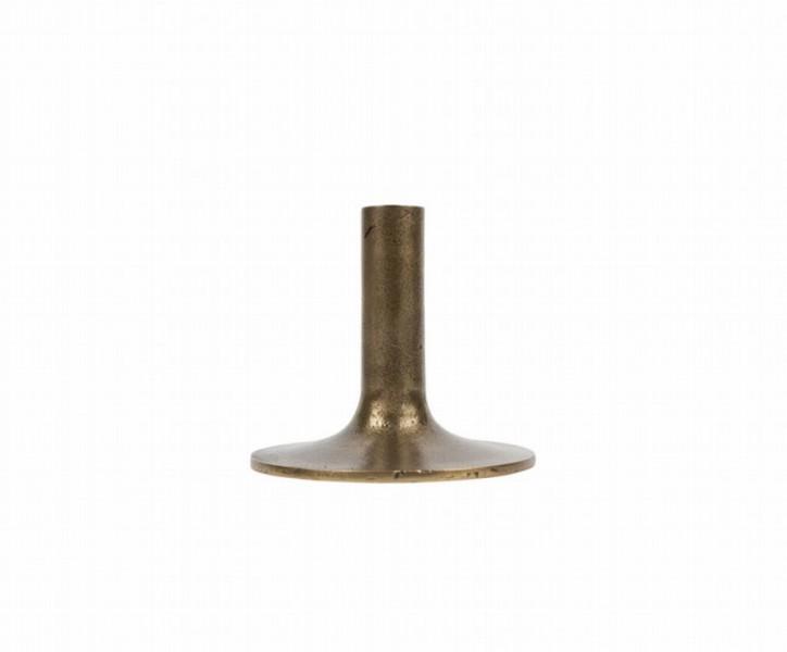 Zusss kandelaar pilaar brons M