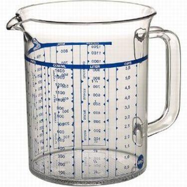 Emsa Maatkan helder 15 liter