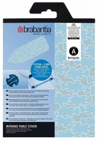 Brabantia strijkplankovertrek 110x30 cm katoen 2mm colour