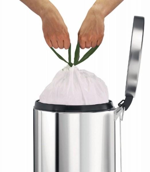 Brabantia afvalzak 30 liter hoog