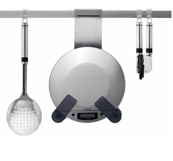 Brabantia Kitchen Today weegschaalhouder Wall rail