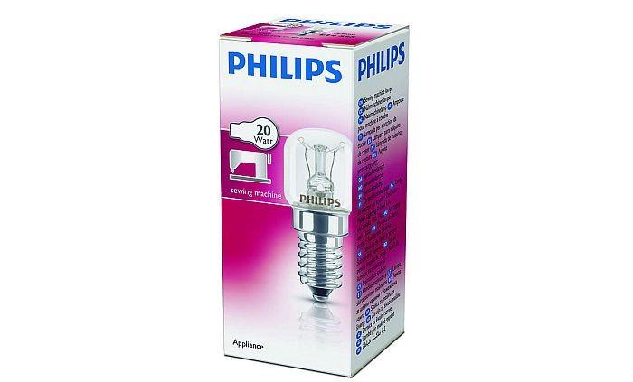 Philips Naaimachinelamp 25w - E14