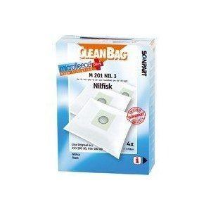 Scanpart Cleanbag Stofzuigerzak M201NIL3
