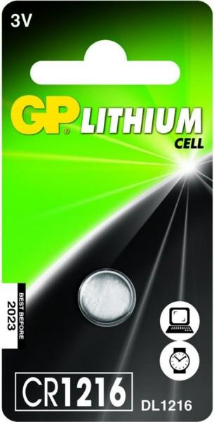 GP Batterij CR1216