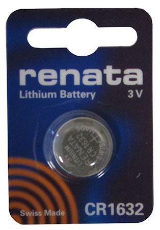 Renata lithium knoopcel CR 1632