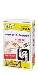 Hg Duo Ontstopper Extreem sterk 1 liter