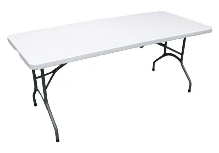 Partytafel opklapbaar 183x76x74cm