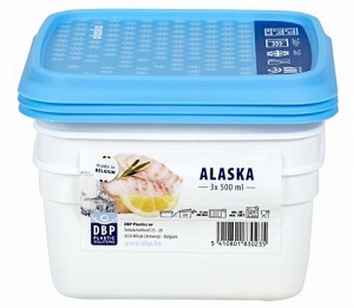 Alaska Diepvriesdoos 3x500