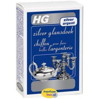 HG Zilverglansdoek
