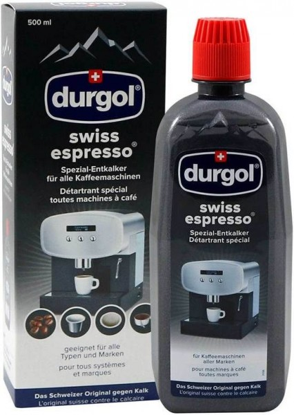 Durgol vloeibare espresso ontkalker