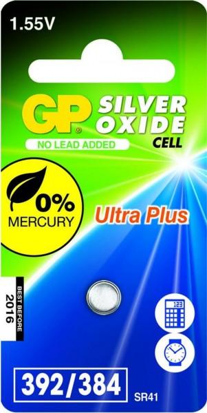 GP knoopcel batterij D392/SR41