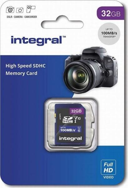 Integral SDHC card 32GB