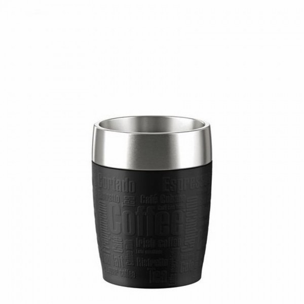 Emsa travel cup 0 2 liter zwart