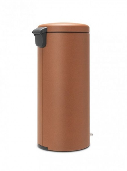 Brabantia NewIcon pedaalemmer 30 liter mineral cinnamon
