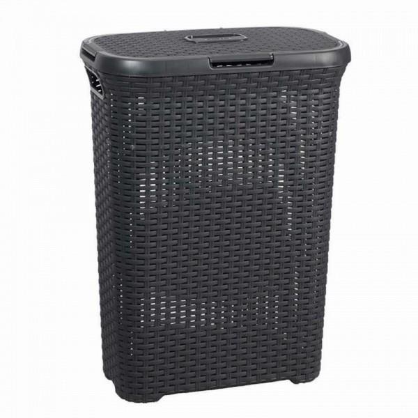 Curver Wasbox Style 40 Liter Antraciet