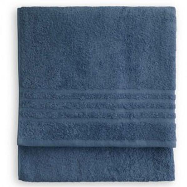 Byrklund baddoek blauw 50x100cm