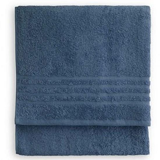 Byrklund badlaken blauw 70x140cm