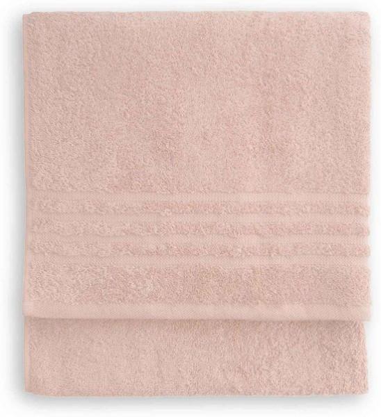 Byrklund badlaken roze 70x140cm