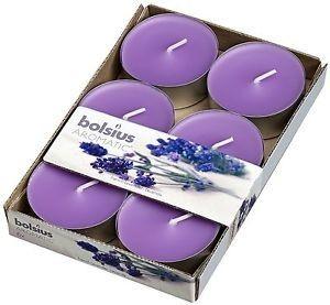 Bolsius Maxilichten plus geur 8 uur lavendel