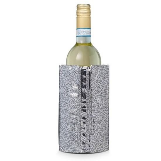 Active cooler wijn zilver