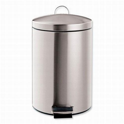 Best Budget Pedaalemmer 12 Liter RVS Mat