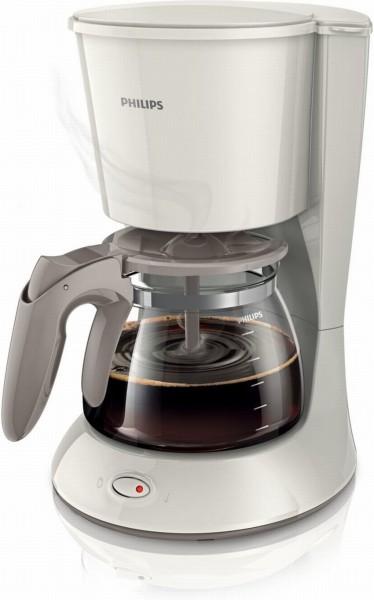 Philips koffiezetapparaat 1 2 liter HD7461 wit