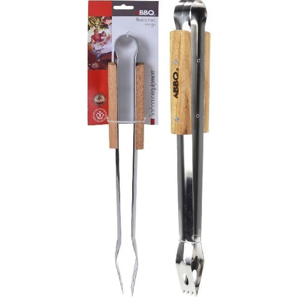 Barbecue Tang Roestvrijstaal 40,5 Cm