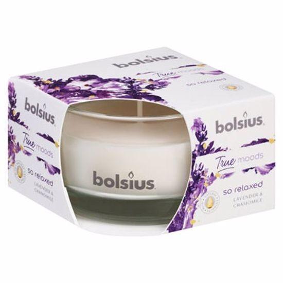 Bolsius geurkaars True Moods So Relaxed 50 80 Lavendel
