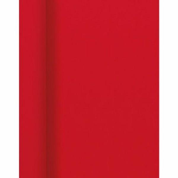 Duni damastpapier rood
