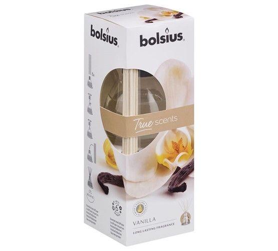 Bolsius True Scents geurverspreider 45ml vanilla