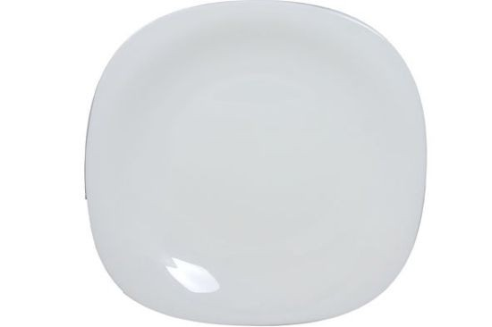Luminarc ontbijtbord carine wit