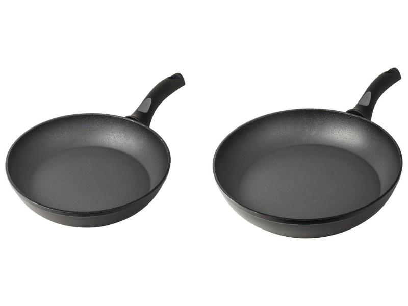 Gusta koekenpannenset 24 en 28cm