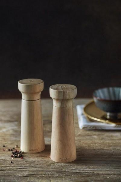 Amefa peper en zout molen 15 cm