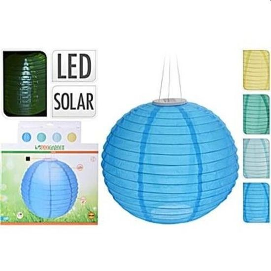 Solarlamp lampion balvorm