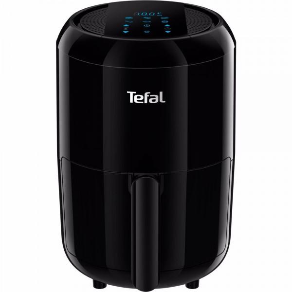 Tefal easy fry compact 1 6 liter EY3018 zwart