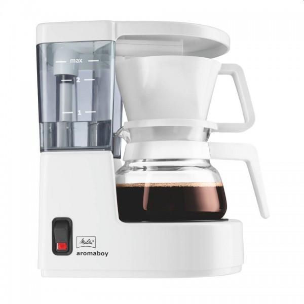 Melitta aroma koffiezetapparaat boy wit 1015/1