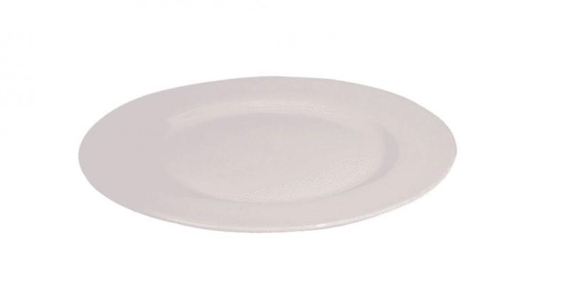 Ontbijtbord wit 20.5cm