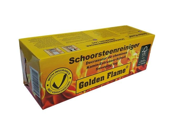 Golden flame schoorsteenreiniger