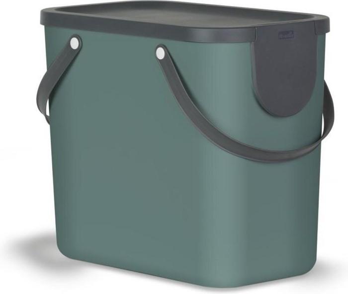 Rotho afvalscheidingsprullenbak Albula 25 liter