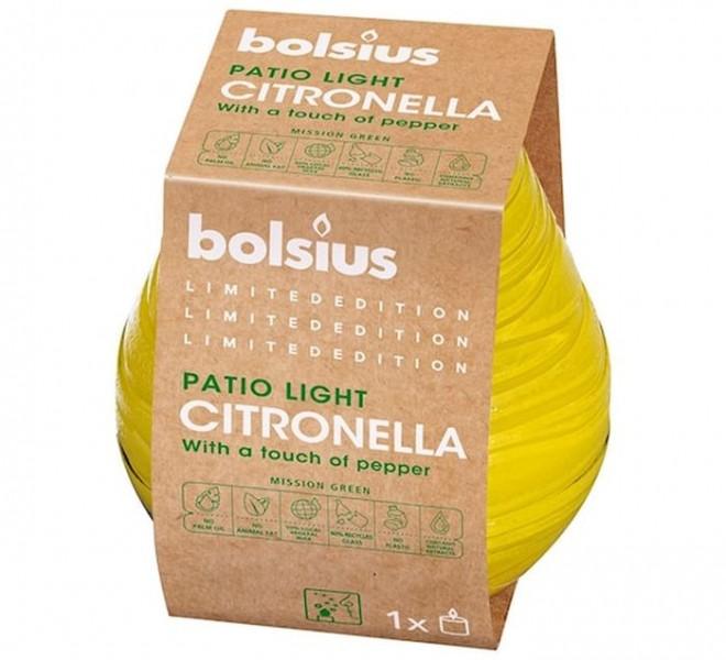 Bolsius patiolight citronella