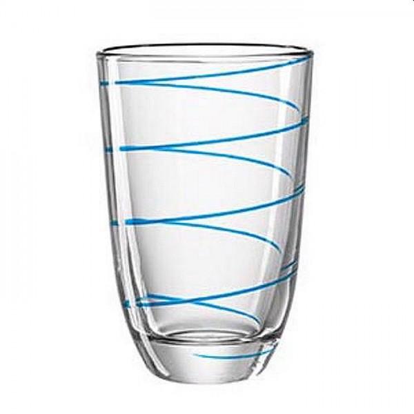 Montana longdrinkglas blauw jolly