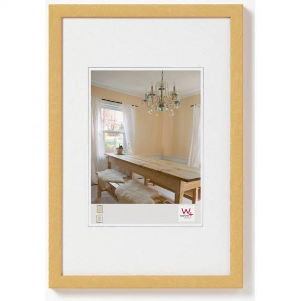 Walther Peppers houten fotolijst 40x50cm goud