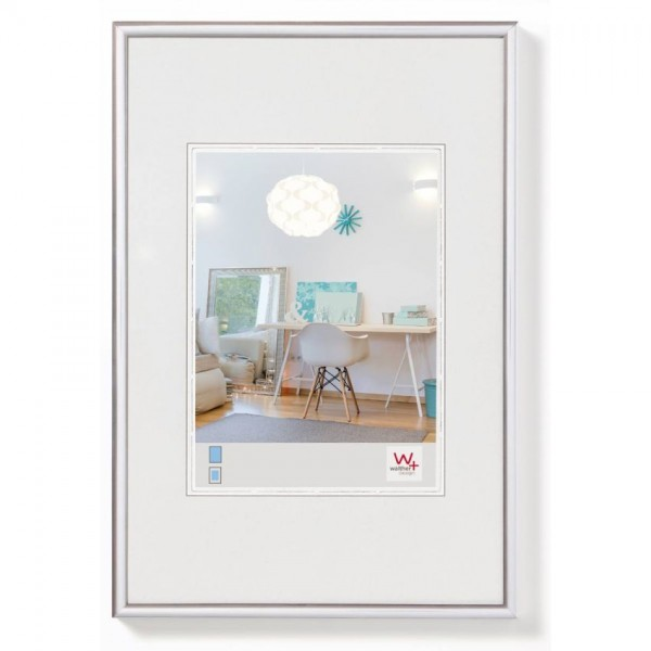 Walther New Lifestyle fotolijst 30x40cm zilver