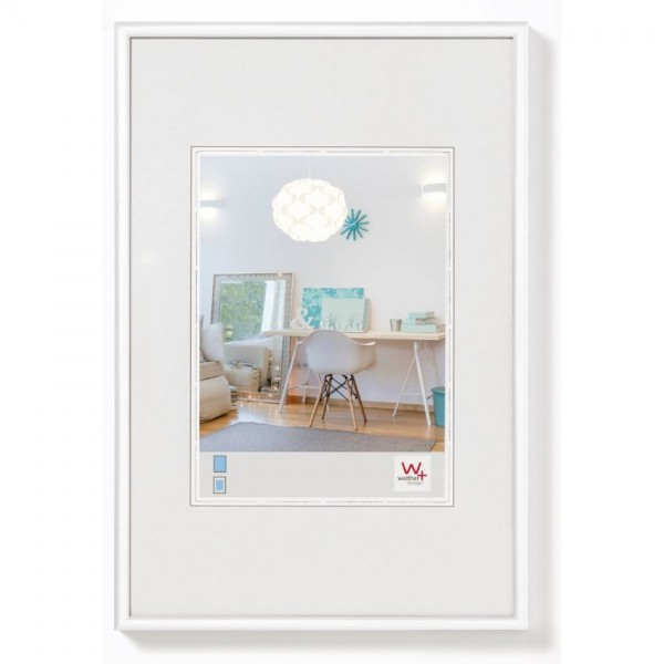 Walther New Lifestyle fotolijst 18x24cm wit