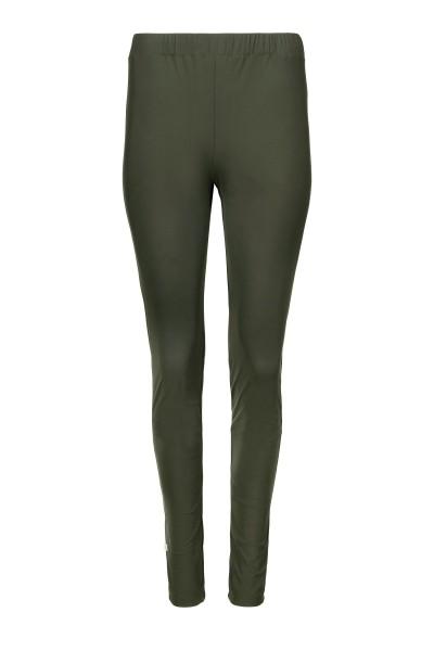 Zusss vlotte legging groen S/M
