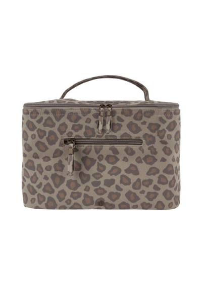 Zusss beautycase leopard