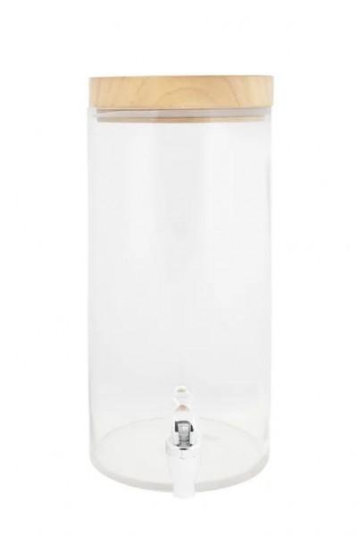 Zusss limonade tap good days 5 liter glas