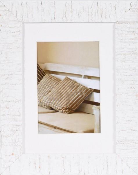 Henzo fotolijst Driftwood 13x18cm wit