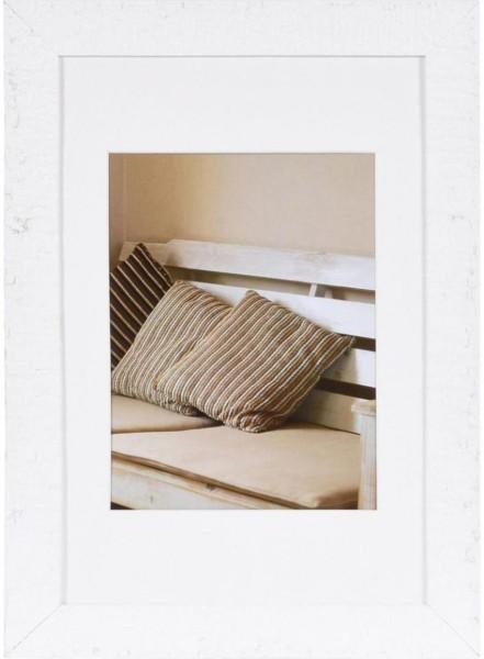 Henzo fotolijst Driftwood 10x15cm wit