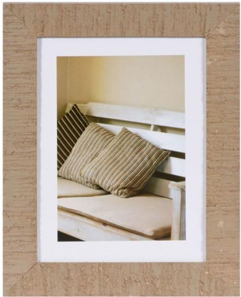 Henzo fotolijst Driftwood 10x15cm beige